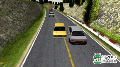Скриншот Russian Car Lada Racing 3D №2