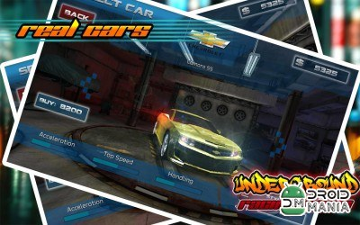Скриншот Underground Racing Rivals №1