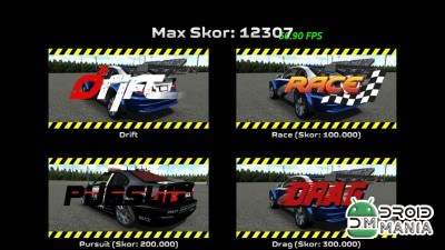 Скриншот Super GT Race & Drift 3D №3