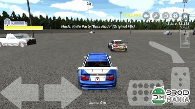Скриншот Super GT Race & Drift 3D №4
