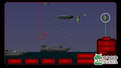 Скриншот The Space Navy Game №4