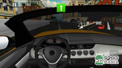 Скриншот Perfect Racer: Car Driving №1