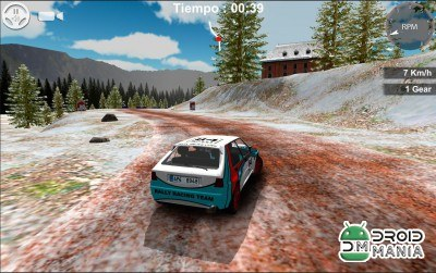 Скриншот Drift and Rally №3