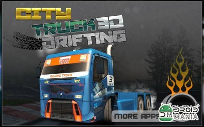 Скриншот Real City Truck Drift Racing №1