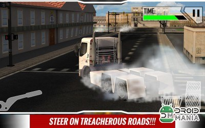 Скриншот Real City Truck Drift Racing №2