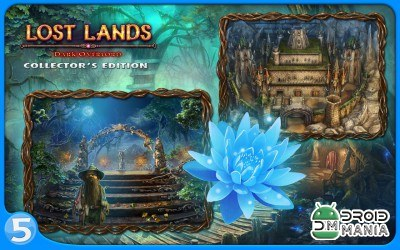 Скриншот Lost Lands: Dark Overlord HD [Full/Unlocked] №2