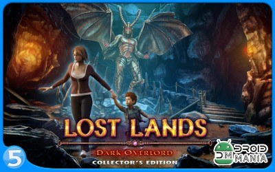 Скриншот Lost Lands: Dark Overlord HD [Full/Unlocked] №4