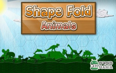 Скриншот Shape Fold Animals №1