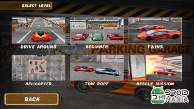 Скриншот CARS PARKING 3D SIMULATOR 2+ №4