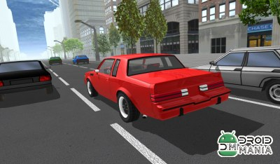 Скриншот Traffic Street Racing: Muscle №3
