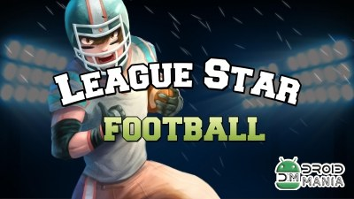 Скриншот League Star Football №1