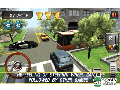 Скриншот RealParking3D Parking Games №1
