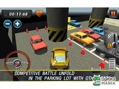 Скриншот RealParking3D Parking Games №3