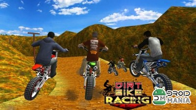 Скриншот Dirt Bike Racing 3D №4