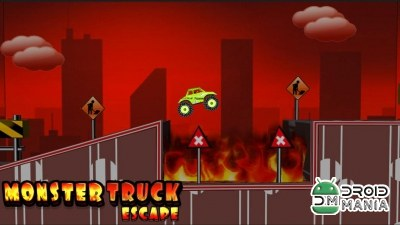 Скриншот Monster Truck Escape - Puzzle №1