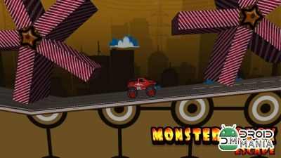 Скриншот Monster Truck Escape - Puzzle №2
