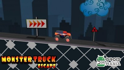 Скриншот Monster Truck Escape - Puzzle №3