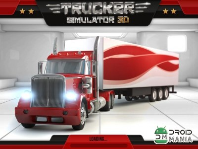 Скриншот 3D Trucker - Driving and Parking Simulator №1