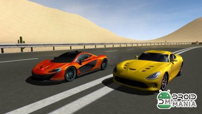 Скриншот Highway Impossible 3D Race Pro №3