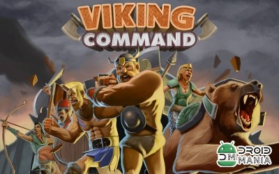 Скриншот Viking Command №1