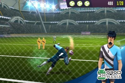 Скриншот Kicks! Football Warriors - Soccer №2