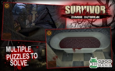 Скриншот Survivor: Zombie Outbreak №4