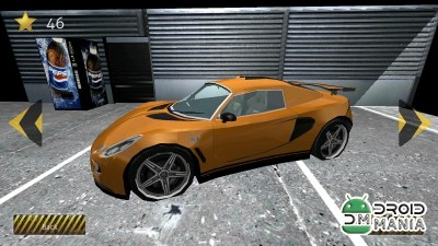Скриншот Real Car Parking 3D №2