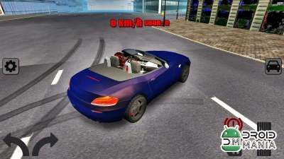 Скриншот Extreme Car Driving 3D (New version) №1
