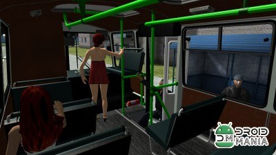 Скриншот Russian Bus Simulator 3D №2