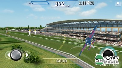 Скриншот Red Bull Air Race The Game №2