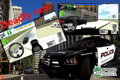 Скриншот Real Cops 3D: Police Chase №3