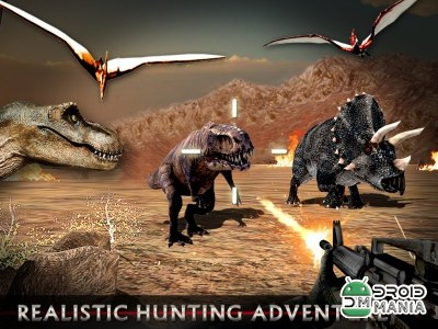 Скриншот Dinosaur Hunt - Deadly Assault №4