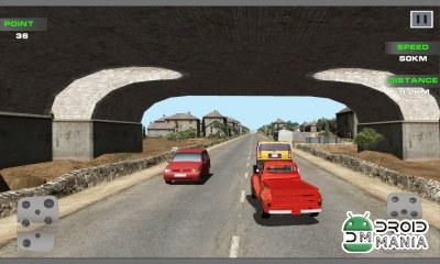 Скриншот Real Traffic Racing 3D №3