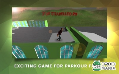 Скриншот Parkour Simulator 3D 2015 №3