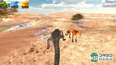 Скриншот Crocodile Attack Simulator №3