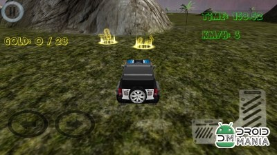 Скриншот Wild Safari Cops Rally 4x4 - 2 №3