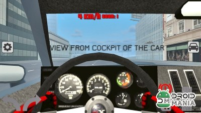 Скриншот Extreme Car Driving 3D (New version) №2