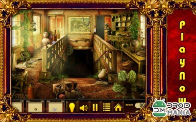 Скриншот Mysterious Island Hidden Game №3