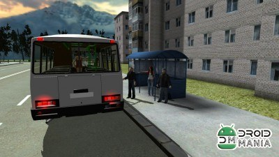 Скриншот Russian Bus Simulator 3D №3