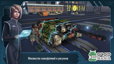 Скриншот Future Tanks: 3D Online Battle / Future Tanks: Танки Онлайн №3