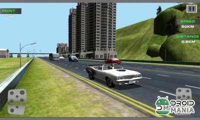 Скриншот Real Traffic Racing 3D №4