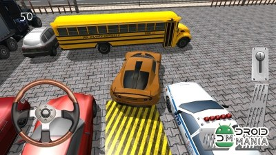 Скриншот Real Car Parking 3D №4