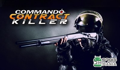 Скриншот Commando Contract Killer №1