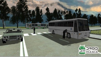 Скриншот Russian Bus Simulator 3D №4