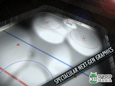 Скриншот Hockey Showdown №4