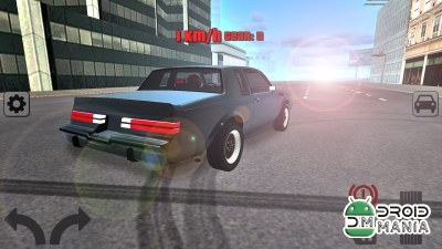 Скриншот Extreme Car Driving 3D (New version) №4