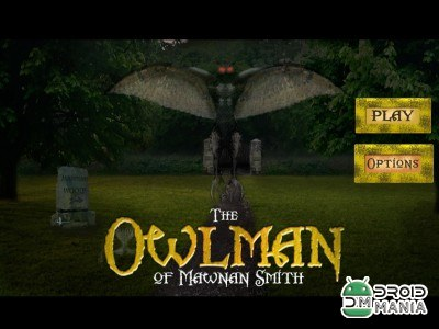 Скриншот The Owlman Of Mawnan Smith №2