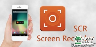 Скриншот SCR Screen Recorder Pro №1